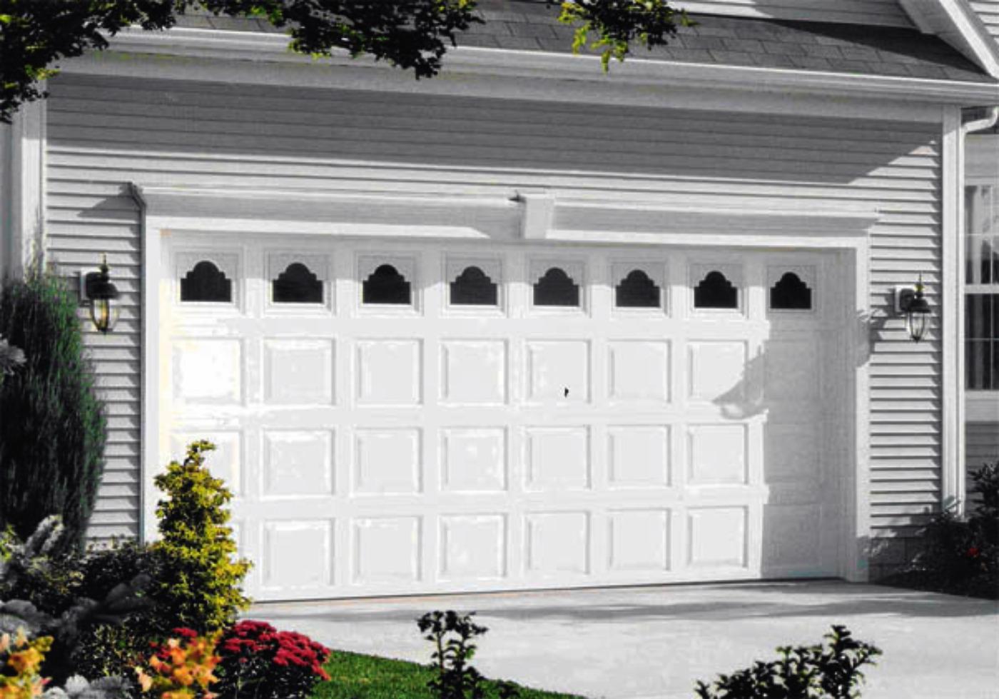 herrajes puertas seccionales:
